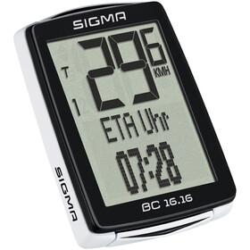SIGMA SPORT BC 16.16 Compteur de vélo connecté par cable
